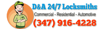 Logo - D&A 24/7 Locksmiths Brooklyn